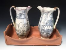 Pitcher Set 1 View B