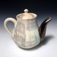 Teapot 10 View B