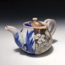 Teapot 3 View A