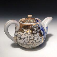 Teapot 3 View C