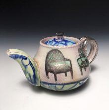Teapot 4 View A