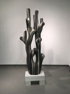 "The Cornerstone Ceramic 78"" x 29 x 22"
