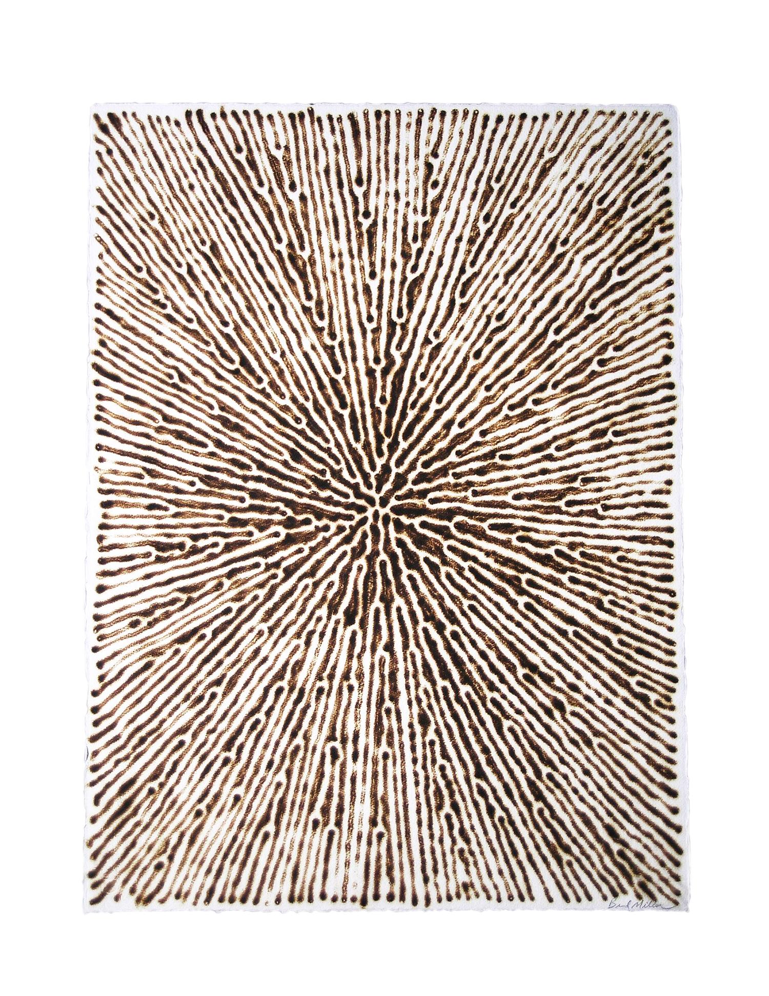 Brad Miller, Burn Drawing