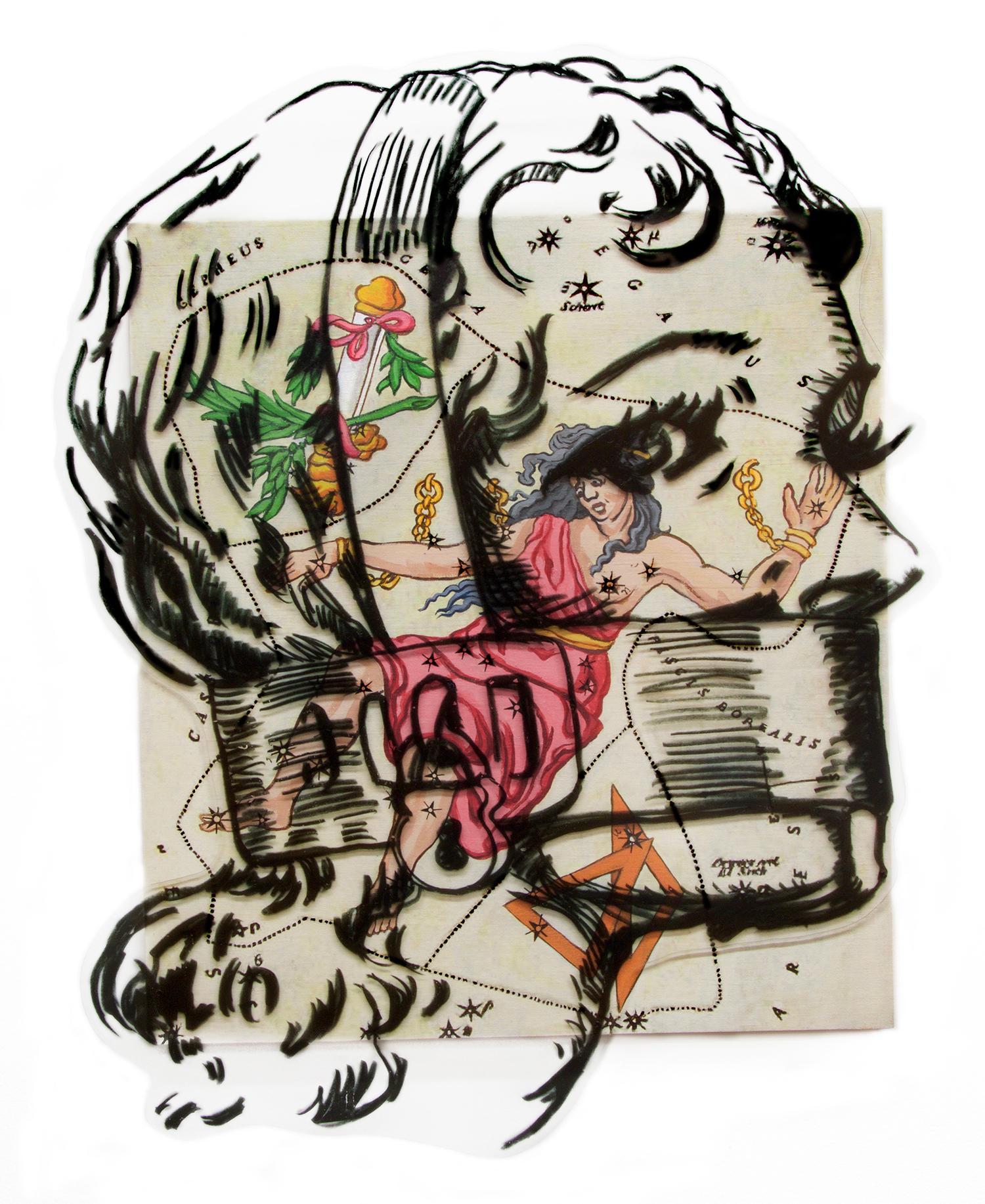 Pamela Joseph, Cosmic Woman, Andromedia
