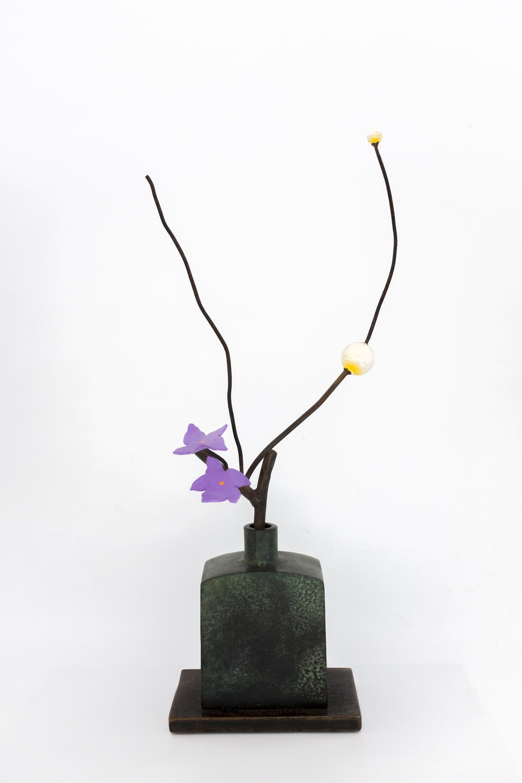 Purple Flowers #9, 2019
