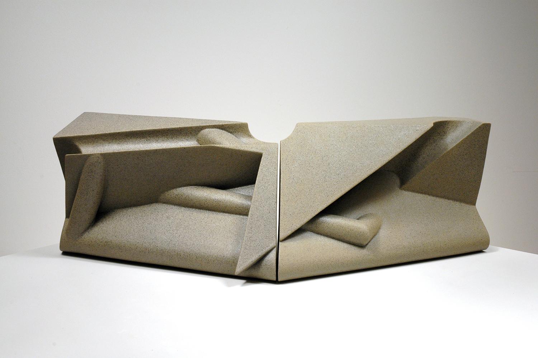 Frieze Series II: Limestone Panels 2 and 3, 2010
