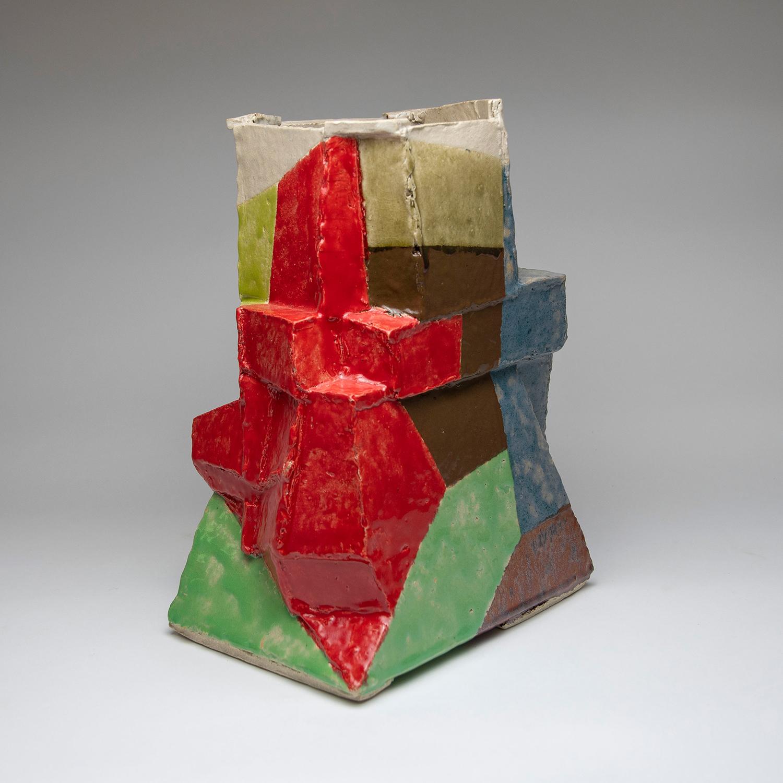 John Gill, Large Vase #2, 2020