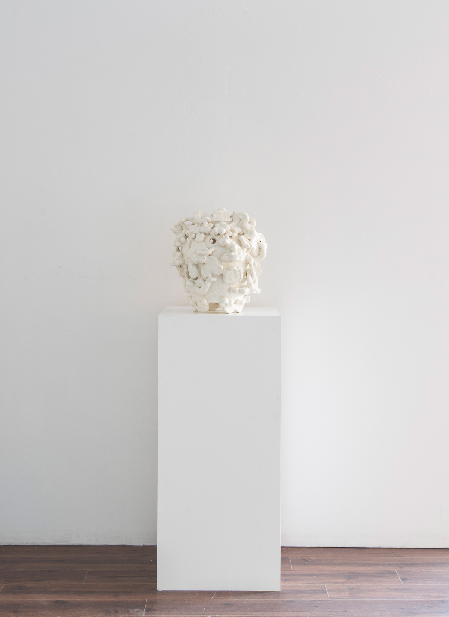 Jeffry Mitchell, Animal Jar, 2016