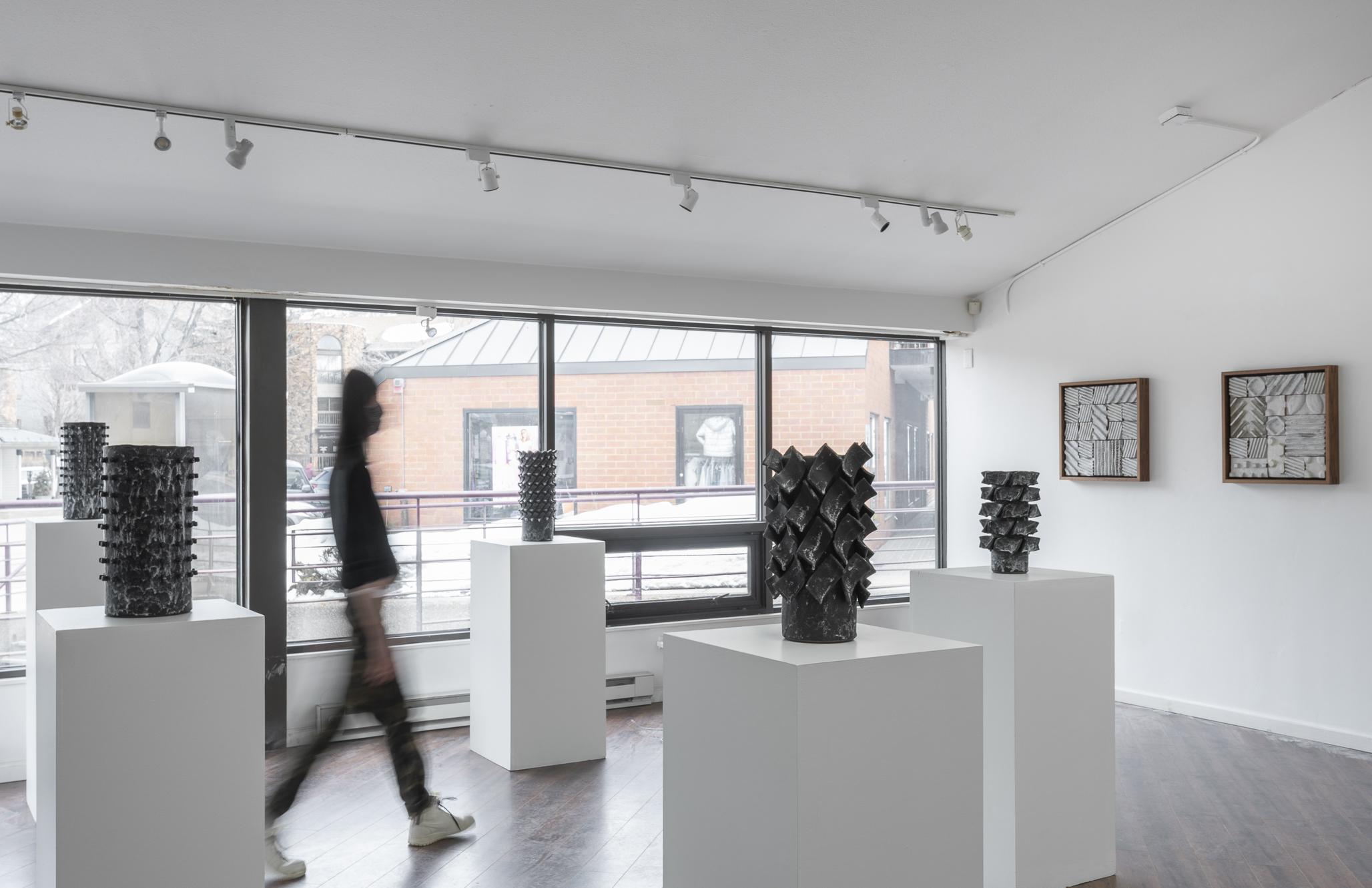 Installation view (Ben Medansky)