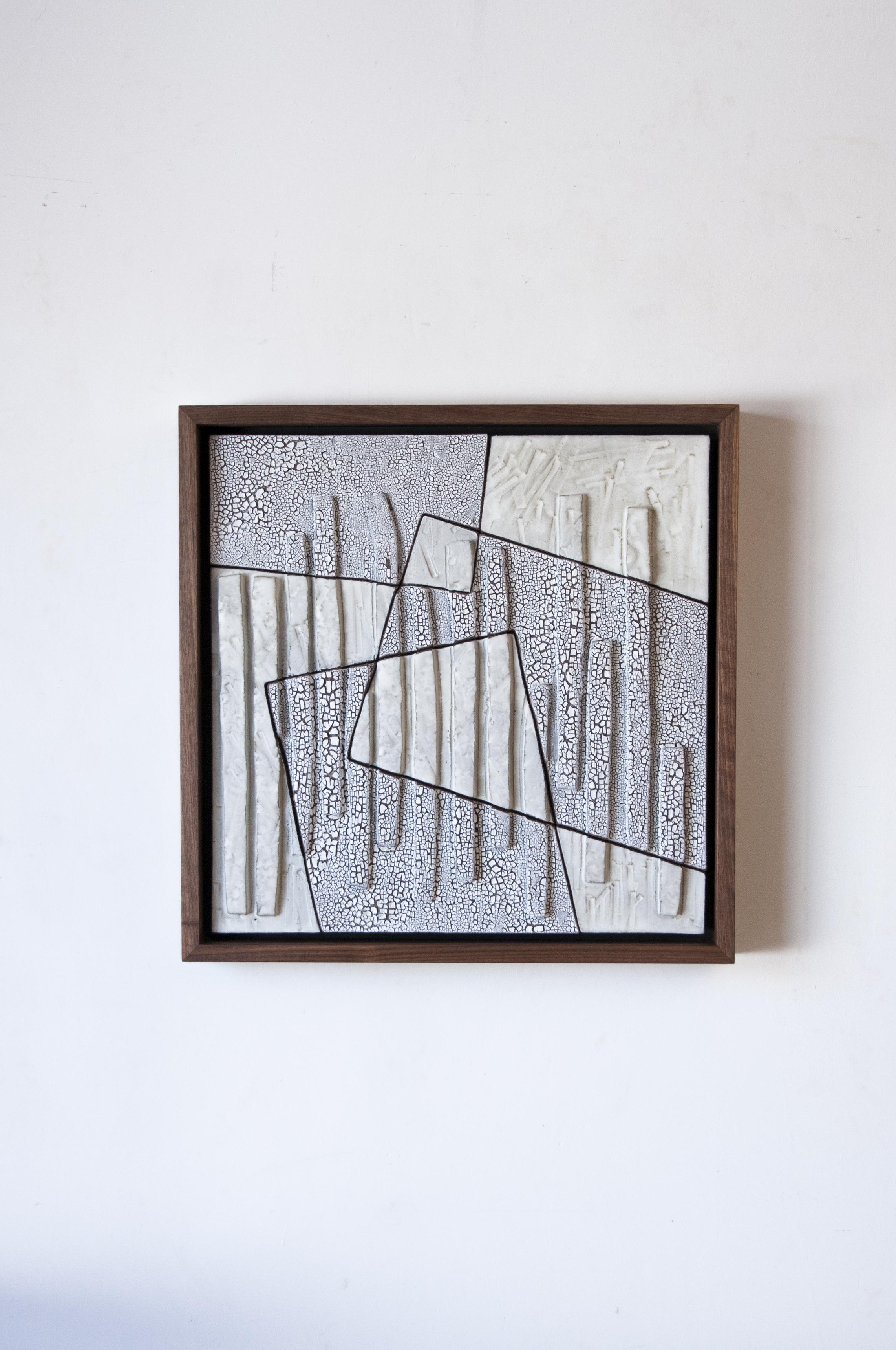 Ben Medansky, Tangled Rectangles, 2021