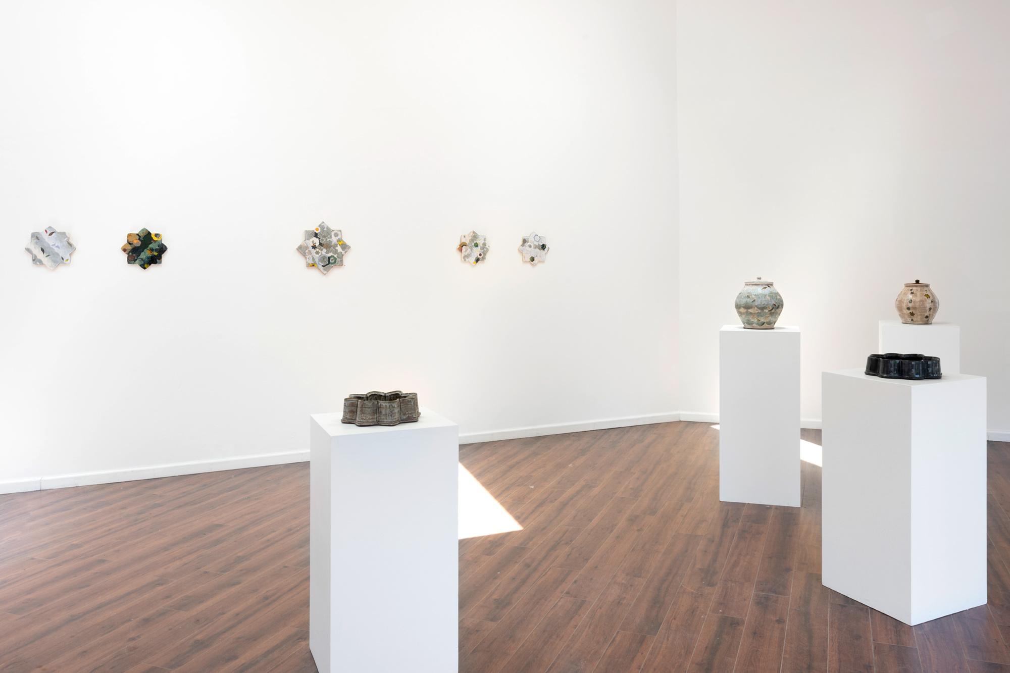 Installation view (Sanam Emami)
