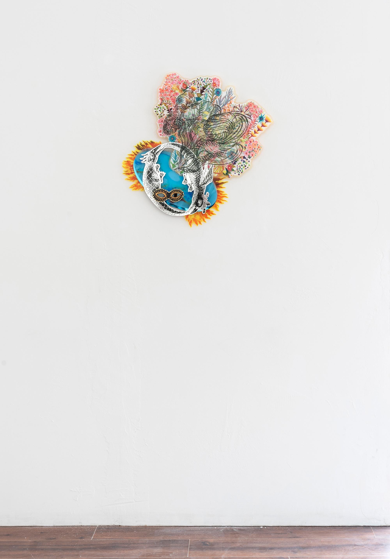 Pamela Joseph, Linnaea Borealis (Twin Flower), 2020