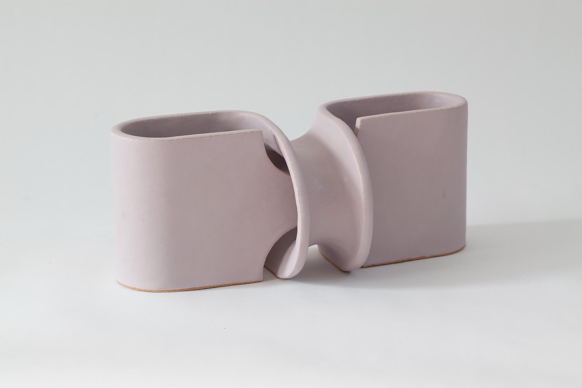Del Harrow, Vignelli (Pink), 2021